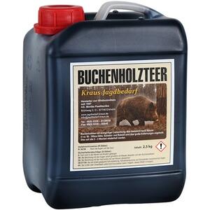 Buchenholzteer, 2.5 kg
