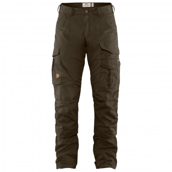 Fjällräven - Barents Pro Hunting Trousers - Trekkinghose Gr 54 - Long Fit - Raw Length braun