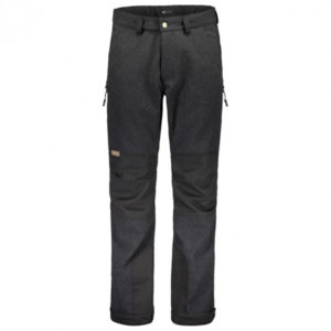 Sasta - Anton Trousers - Trekkinghose Gr 52 schwarz
