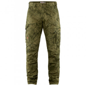 Fjällräven - Barents Pro Hunting Trousers - Trekkinghose Gr 44 - Long Fit - Raw Length oliv