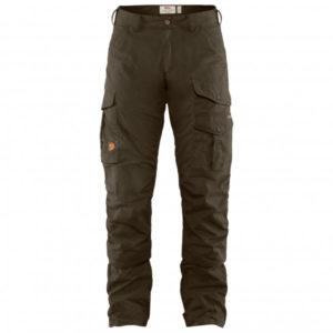 Fjällräven - Barents Pro Hunting Trousers - Trekkinghose Gr 56 - Raw Length braun