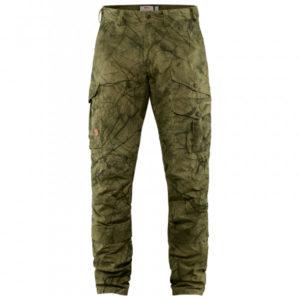 Fjällräven - Barents Pro Hunting Trousers - Trekkinghose Gr 54 - Long Fit - Raw Length oliv
